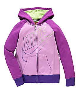 Nike Girls Hooded Sweatshirt