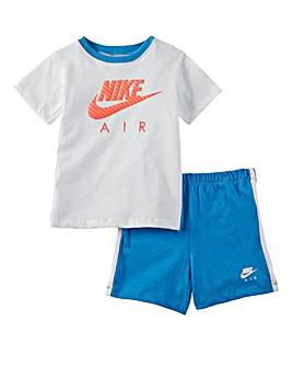 Nike Infant Boys Tee and Shorts Set