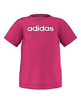adidas Baby Girls T-Shirt