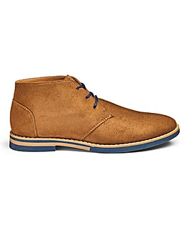 Chukka Boot Standard Fit