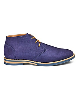 Chukka Boot Wide Fit