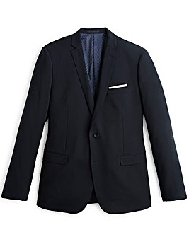 Flintoff By Jacamo Stretch Suit Jacket R