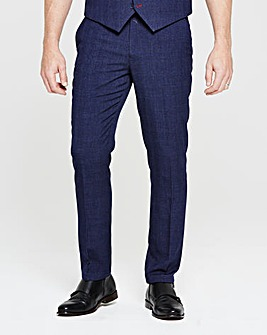 Flintoff By Jacamo Slim Suit Trousers S