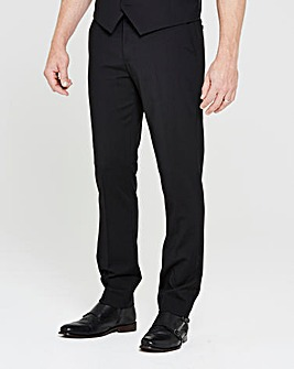 Flintoff By Jacamo Slim Suit Trousers L