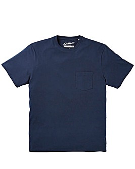 Jacamo Shane Pocket T-Shirt Long