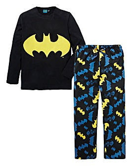 Long Sleeve Batman Pyjamas