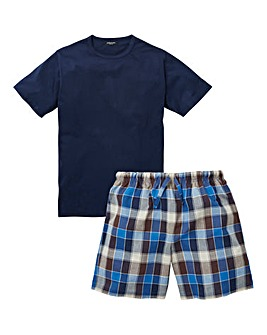Capsule S/S Pyjama Shorts Set