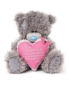 Me to You Large Mum Heart Plush