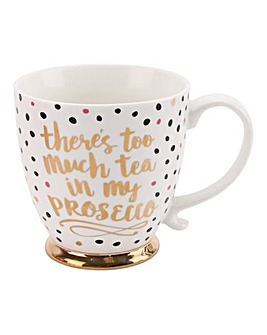 Tea in Prosecco Mug