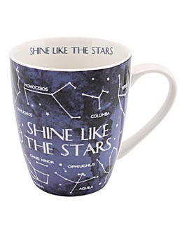Star Struck Glow in the Dark Mug