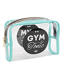 Gym & Tonic Wash Bag