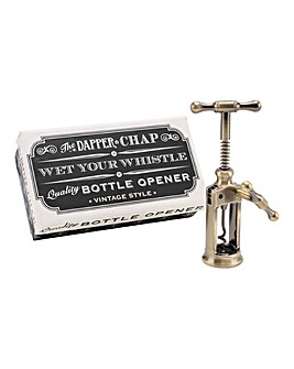 Dapper Chap Vintage Bottle Opener