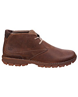 CAT Lifestyle Leather Chukka Boot