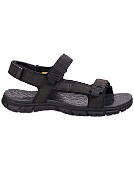 Caterpillar Mens Suede Upper Sandals