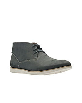 Clarks Franson Top Boots G fitting
