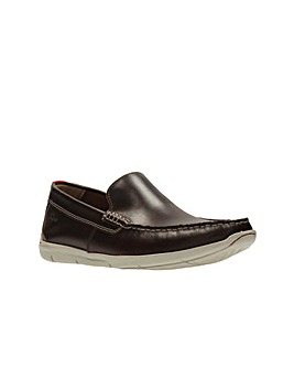 Clarks Karlock Lane Shoes G fitting