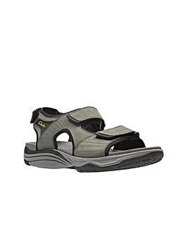 Clarks Wave Leap Sandals H fitting