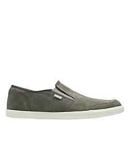 Clarks Torbay Slipon Shoes