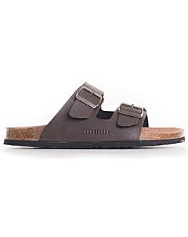 Brakeburn Buckle Sandal