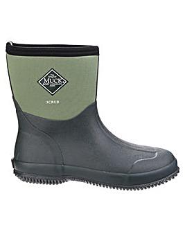 Muck Boots Scrub Boot Lawn/Garden Boot