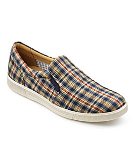 Hotter Warwick Deck Style Shoe