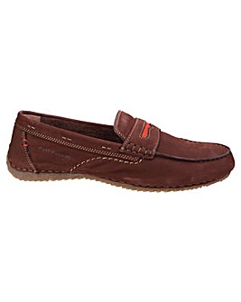 Hush Puppies Rollmocc Royan Casual Shoe