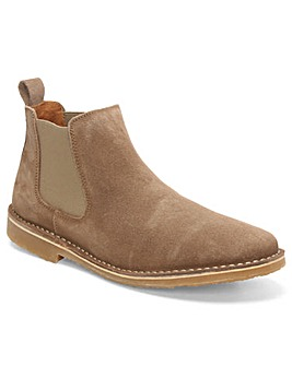 Jack Jones Leo Suede Chelsea Boot