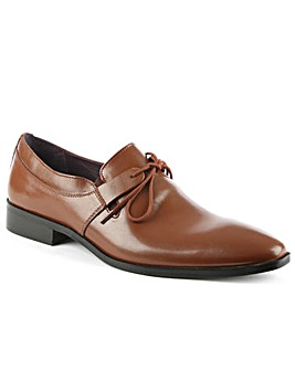 Gucinari Leather Lace Up Dress Shoe