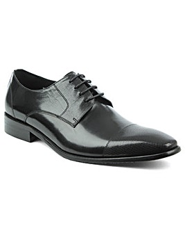 Daniel Limington Diamond Embossed Shoe