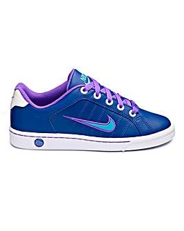 Nike Junior Girls Court Trainers