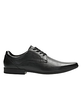Clarks Glement Lace Shoes G  fitting