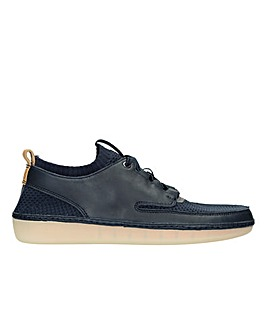 Clarks Nature IV Lace Up G Fitting