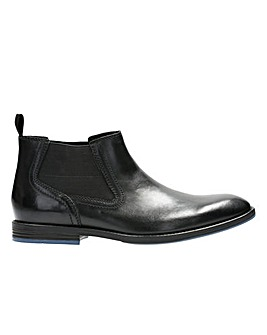 Clarks Prangley Top Boots G Fitting