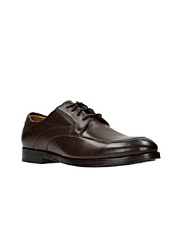 Clarks Corfield Apron Lace Up G Fitting