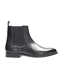 Clarks Ellis Franklin Boots G Fitting