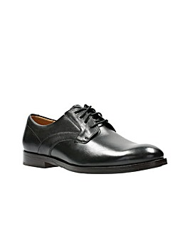 Clarks Corfield Mix Lace Up G Fitting