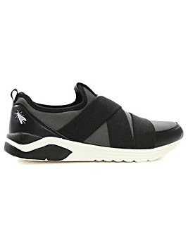 Fly London Elasticated Strap Trainers