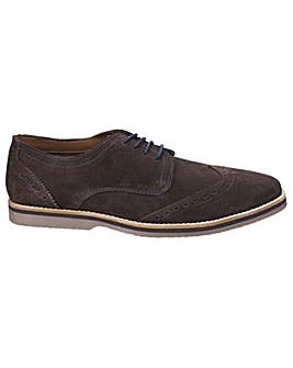 Hush Puppies Sebastian Wingtip Lace up