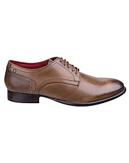 Base London Ford Burnished Derby Shoe