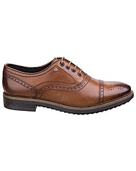 Base London Hardy Washed Oxford Style