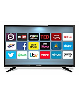 Goodmans 40in Smart Freeview HD TV