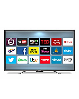 Goodmans 50in Smart Freeview HD TV