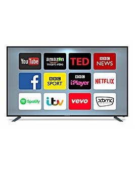 Goodmans 58in 4k Smart LED TV & Install