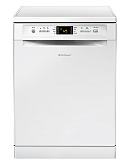 Hotpoint Freestanding Dishwasher White