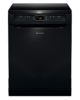 Hotpoint Freestanding Dishwasher Black