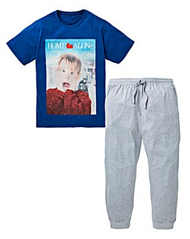 Home Alone Long PJ Set