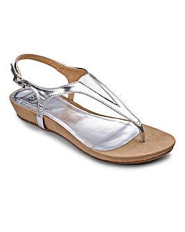 Sole Diva Flexi Sandals EEE Fit