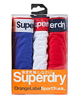 Superdry Pack of 3 Hipsters