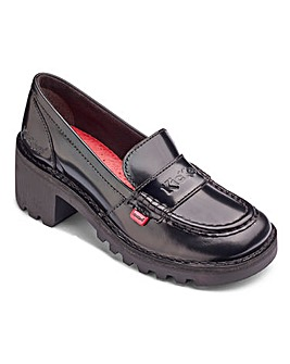 Kickers Loafer D Fit