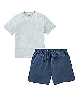 Capsule Denim Pyjama Set
